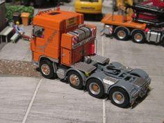 Scale Models, Volvo, Monster Trucks, Vehicles, Scale Model Cars, Heavy Equipment, Crane Car, Scale Model, Car