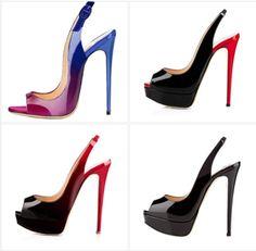 Aktiv - Für Sie Louboutin Pumps, Christian Louboutin, Aktiv, Heels, Fashion, Fashion Styles, Heel, Moda, High Heel
