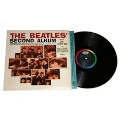 "The Beatles ""The Beatles' Second Album"" T 2080 Vinyl LP Mono EX 