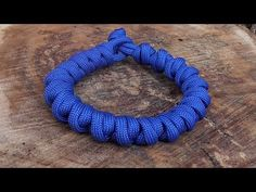 How You Can Make A Paracord Prayer Bead Bracelet - YouTube
