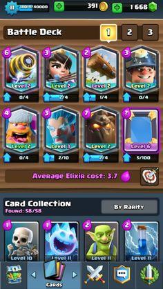 All legendary deck