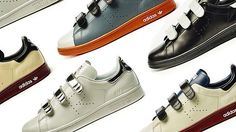 These fun and stylish velcro sneakers will make you nostalgic