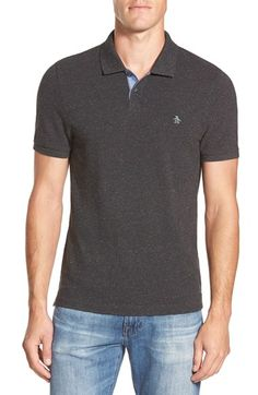 Original Penguin 'Donegal' Piqué Polo available at #Nordstrom
