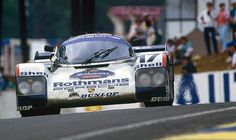 Porsche 956/962  There's no debate. The Porsche 956 and its long-wheelbase cousin, the 962, has to be our favourite Le Mans racer of all time. It gets the nod for its record, for its longevity and for its ubiquity. The history of the 24 Hours would be very different without it
