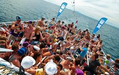 Some Tips to Organize a Birthday party on a Party Boat.