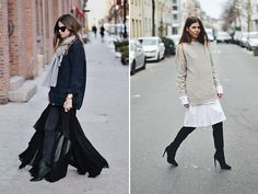 Style Crush: Maja Wyh The one on the right.