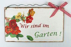 Garten  von Un-Art-Tick auf DaWanda.com