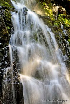 Ramona Falls - Mt Hood, Oregon