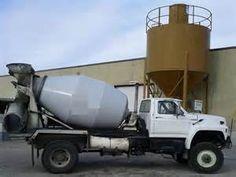 Small Concrete Mixer Trucks - Bing Images