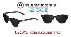 Descuento del 50% en gafas Hawkers en Rakuten   Soydechollos.com