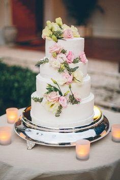Featured Photographer: Daniel Lateulade; wedding cake