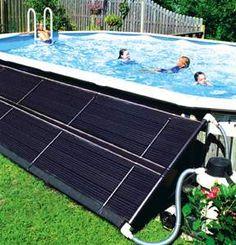 Calentadores de Piscinas:  Disfruta de tu piscina todo el tiempo