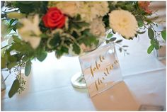 Ballroom reception at Ponte Vedra Inn & Club for Angela & Tony. Jenn Hopkins Photography