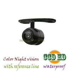 auto ccd car camera Universal/front /Rear/Forward-looking 170 wide angle waterproof external hanging night vision PAL/NTSC #women, #men, #hats, #watches, #belts, #fashion