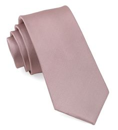 The Tie Bar: Grosgrain Solid Ties Mauve Stone In. Regular Length - 58 In. Color Mauve, Groomsmen Ties, Groom Tux, Groomsmen Outfits, Tie Crafts, Tie Pin, Wedding Ties, Groomsmen, Ties