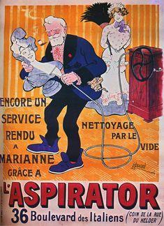 1906  Bernard  L'Aspirator  140x100 cm