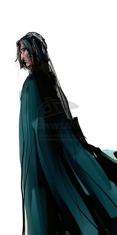 Snape by Emmanation