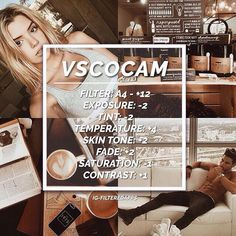 Image result for vsco themes WARM TONES