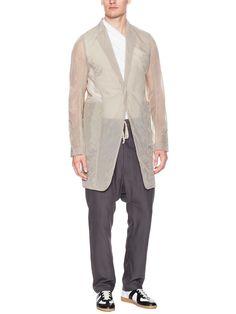 Sheer Island Jacket