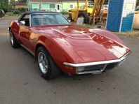 1971 Chevrolet Corvette | ksl.com   Red, Rally Wheels, Convertible with chrome bumber.  Nice and expensive.
