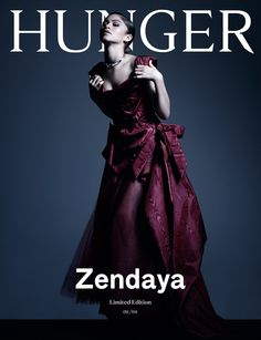 Take a look at an exclusive fashion film with Hunger Magazine's cover star Zendaya directed by Rankin with creative direction by Vicky Lawton and styling from Hunger's fashion director Kim Howells. Photoshop Design, Hunger Magazine, Zendaya Style, Cultural Appropriation, Zendaya Coleman, Naomi Campbell, Star Fashion, Fashion Cover, Woman Fashion