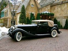 1933 Rolls Royce Phantom II https://www.facebook.com/694826447195747/photos/a.694829190528806.1073741828.694826447195747/1057904620887926/?type=3 #rollsroycevintagecars