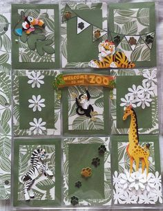 Zoo Pocket Letter
