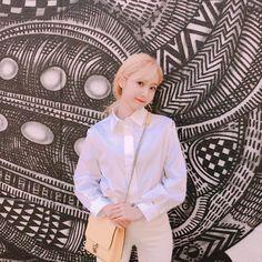 Check out GFriend @ Iomoio Bubblegum Pop, Instagram Mode, Instagram Fashion, South Korean Girls, Korean Girl Groups, Oppa Gangnam Style, Sinb Gfriend, Fan Picture, Entertainment