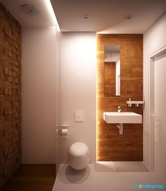 Projekt wnętrz łazienki w domu jednorodzinnym w Zabrzu. Projekt opracowany przez ArchiGroup / Adam Kuropatwa. /Interior design - #bathroom in a detached house in Zabrze, Poland. Designed by #Archigroup. /  www.archigroup.pl