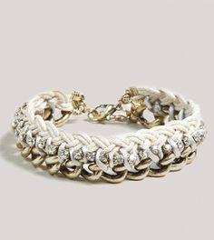 AEO Braided Chain Bracelet  $17.50