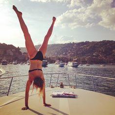 Porto Fino, Italia  #portofino #italy #boat #water #blueskies #sunshine #summertime #friends #smgmodels #traveling #worldtraveler #model #perfection #weekends