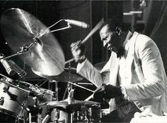 Elvin Jones - Perhaps the best there ever was...