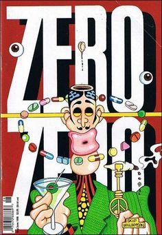 Zero Zero 9 by Various (Fantagraphics Books)