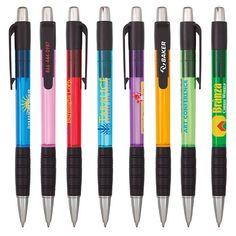 Transparent color ELEMENT pen.