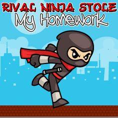 Rival Ninja Stole