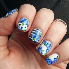 Instagram photo by hellygreenman #nail #nails #nailart