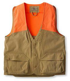 #LLBean: Men's Double L® Upland Hunter's Vest, Nylon