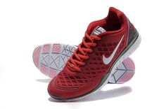 d010b0e47e63f5 Nike Free TR Fit 2 Womens Light Scarlet Red Dimgray Trainers 224511 836 Nike  Shoes Cheap