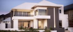 The Look by Ross Griffin Homes Display Homes, Modern House Design, Western Australia, Home Builders, Perth, New Homes, House Styles, Home Decor, Ideas