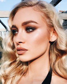 Trendy makeup ideas for dark skin make up lip colors Ideas Eye Makeup Tips, Smokey Eye Makeup, Makeup Trends, Beauty Makeup, Makeup Ideas, Makeup Tutorials, How To Smokey Eye, Natural Smokey Eye, Eyeliner Makeup