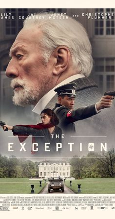 Directed by David Leveaux.  With Lily James, Jai Courtney, Christopher Plummer, Eddie Marsan. A German soldier tries to determine if the Dutch resistance has planted a spy to infiltrate the home of Kaiser Wilhelm in Holland during the onset of World War II, but falls for a young Jewish Dutch woman during his investigation.