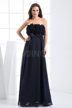Strapless Classic Blue Evening Dresses - Order Link: http://www.theweddingdresses.com/strapless-classic-blue-evening-dresses-twdn4345.html - Embellishments: Beading; Length: Floor Length; Fabric: Satin; Waist: Natural - Price: 174.7332USD