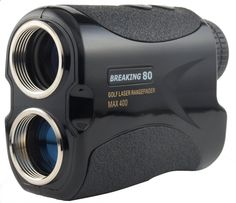 Golf Rangefinder - Breaking 80 Golf Laser Rangefinder is one of those devices that tend to give desired measurement results by focusing on target only.