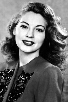 Ava Gardner - - Post with 3097 views. Hollywood Fashion, Vintage Hollywood, Hollywood Icons, Old Hollywood Glamour, Golden Age Of Hollywood, Vintage Glamour, Hollywood Stars, Hollywood Actresses, Classic Hollywood