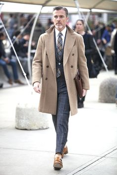Winter in Pitti Uomo 85