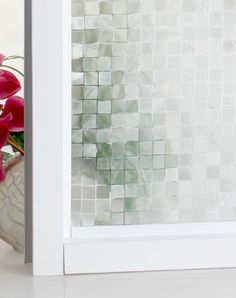 Window Film for Bathroom Privacy