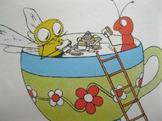 From Angela Banner's Ant and Bee series...