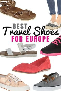 Best Shoes For Travel   Tips for Picking The Best Travel Shoes   Travel Blog