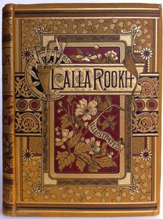 Thomas Moore http://www.bibliopedant.com/2012/07/lalla-rookh-by-thomas-moore.html