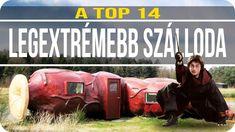 A TOP 14 LEGEXTRÉMEBB SZÁLLODA (Valóság vagy kamu?) Top 14